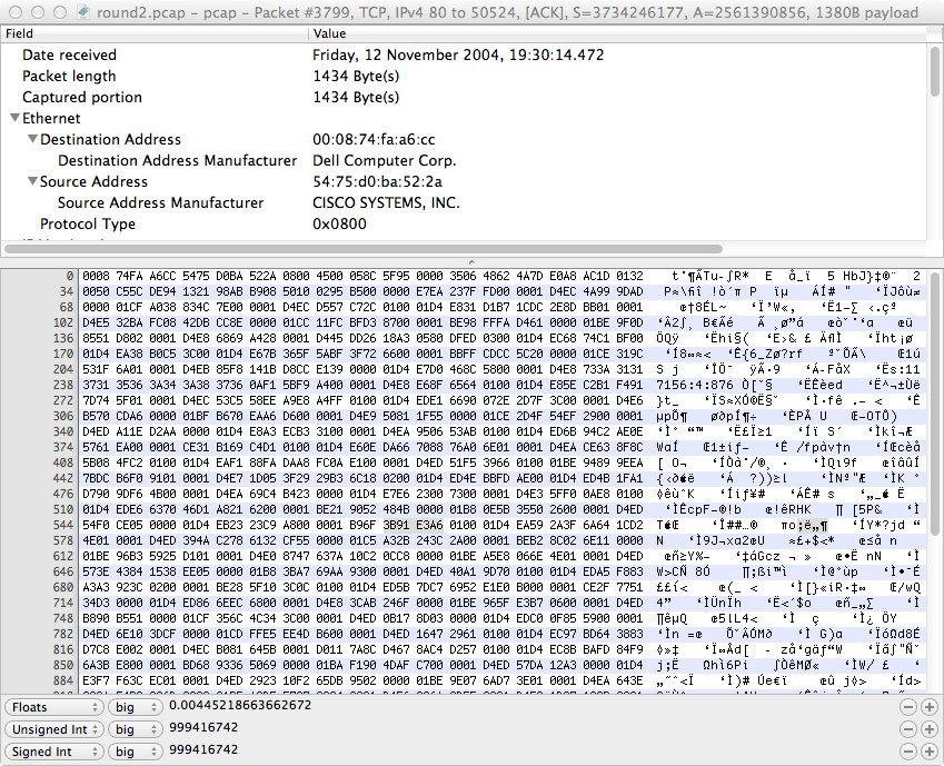 Packet Peeper | A network protocol analyzer for Mac OS X
